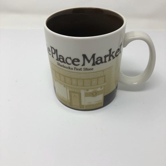 Starbucks Collector Mug 'Pike Place Market' 2008